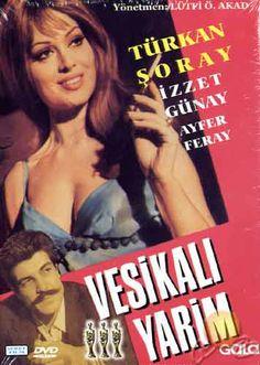 Vesikali Yarim (1968) Director: Lutfi Akad Writers: Sait Faik Abasiyanik (story), Safa Önal Stars: Türkan Soray, Izzet Günay, Ayfer Feray