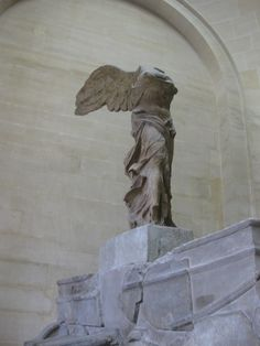 Winged Victory of Samothrace Musee du Louvre