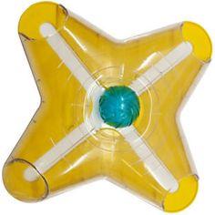 Kyjen Cross Slider Puzzle Dog Toy