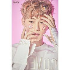 BaRon ‹바론› VAV 2nd Digital Single Album [Flower] Concept Teaser #1