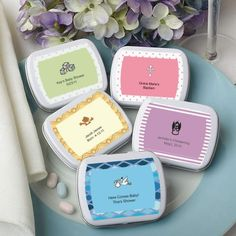 Personalized Expressions Collection Unfilled Mint Tins