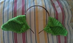 Yoda EArs FRee Pattern.