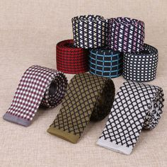 Find More Ties & Handkerchiefs Information about New Arrival Polyester Silk Plaid & Striped Knitted Tie Business Wedding Grooms Necktie for Suit Shirt Neckwear Slim Ties for Men,High Quality tie pump,China shirt lazio Suppliers, Cheap shirt jeans for men from Dotes Mall on Aliexpress.com
