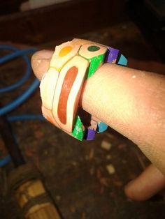 Potlood ring