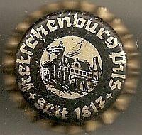 Ketchenburg Pils, bottle cap | Stolberg, Rheinland-Pfalz, Germany