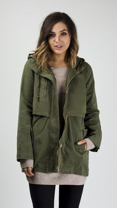 To find out about the Drawstring Waist Single Breasted Coat at SHEIN, part of our latest Outerwear ready to shop online today! Blazer Jackets For Women, Coats For Women, Clothes For Women, Knit Jacket, Quilted Jacket, Hooded Parka, Trends, Jacket Style, Outerwear Jackets