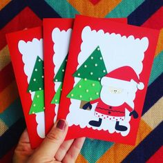 Christmas Card Crafts, Handmade Christmas, Merry Christmas, Diy And Crafts, Arts And Crafts, Gift Tags, Advent, Invitations, Gifts