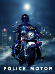 Police Motor Unit poster