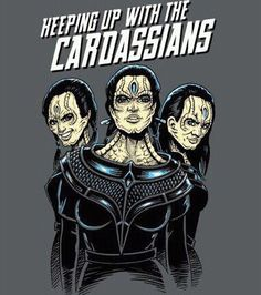 """saw something on the """"Kardassians"""" and txted my nerd friend b/c I only knew of them from Star Trek. Drawn Art, Star Wars, Star Trek Universe, Love Stars, Stargate, Sci Fi Fantasy, Reality Tv, Science Fiction, Pop Culture"""