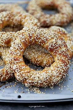 Reminds me of breakfast in Turkey! Clean Recipes, Baking Recipes, My Favorite Food, Favorite Recipes, Turkish Breakfast, Cooking For A Group, Farmers Market Recipes, Party Sweets, Bagel Recipe