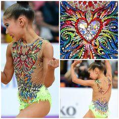 Rhythmic gymnastics leotard                                                                                                                                                                                 More