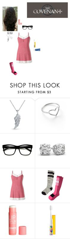 """""""The Covenant: Be Prepared"""" by c-a-marie2000 ❤ liked on Polyvore featuring Bling Jewelry, Jordan Askill, ZeroUV, Sunshine Dream, Victoria's Secret PINK, H&M, TheCovenant and jamielockhart"""