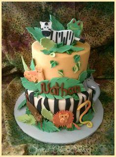 Jungle Birthday