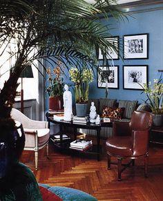 muriel brandolini | Favorite Colorful Interiors by Muriel Brandolini | Apartment Therapy