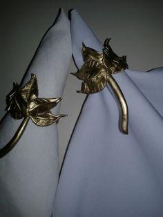Casamento de Thatia Pepino. Porta guardanapos desenvolvidos artesanalmente por Rosa Sensoli Design por Jessica Melo.
