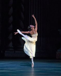 Misty Copeland's Juliet already has a particular hue to it. Description from dancetabs.com. I searched for this on bing.com/images