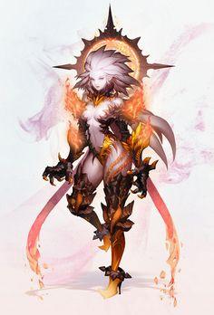 Deusa do fogo