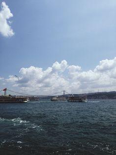 #view #bosphorus #istanbul