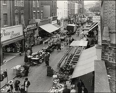 Exmouth Market in days of yore