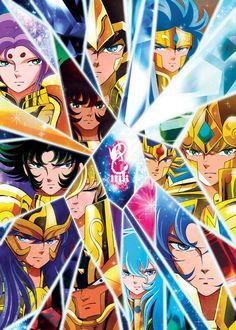 Saint Seiya Gold