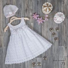 κοριτσι – Picolo bambino βαπτιστικα ρουχα christening clothes Girls Dresses, Flower Girl Dresses, Summer Dresses, Toddler Girl Style, Christening, Girl Fashion, Wedding Dresses, Aurora, Baby