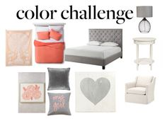 """""""Color Challenge"""" by cobragirl1123 ❤ liked on Polyvore featuring interior, interiors, interior design, home, home decor, interior decorating, Tribecca Home, Room Essentials, Eichholtz and M&Co"""