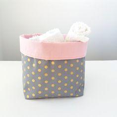Nappy caddy, etsy https://www.etsy.com/au/listing/473200018/nappy-caddy-girls-nursery-storage-basket