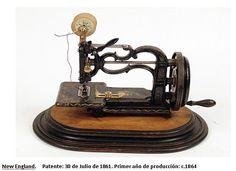First-sewing-machine