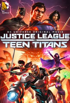 Justice League vs Teen Titans - Not that great. What made it really bad was the girl doing Raven's voice.  Could you talk any faster?