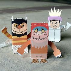 Printable (Where the Wild Things Are)