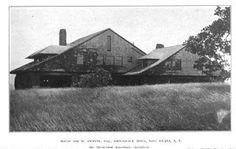 'Algoma', the Gen. Wager Swayne estate designed by Grosvenor Atterbury c. 1900.