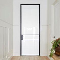 Hallway Steel Door