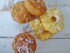 kiwi-forme.net Petits gâteaux au parfum des îles (végan, sans gluten).