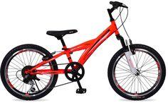 d939525882e BYOX Детски велосипед със скорости 20 Flash - червен - MiniMod Kids  Bicycle, Bicycles,