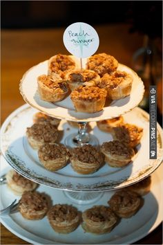 weddings pies instead of cake by High 5 Pie   CHECK OUT MORE IDEAS AT WEDDINGPINS.NET   #weddingcakes