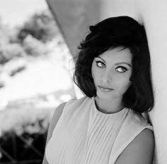 https://www.facebook.com/theredlist.fr/photos/a.210398705716971.50175.196793490410826/847822928641209/?type=1 ///Sophia Loren by Peter Basch, 1963