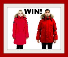 Enter to a Toboggan Canada Winter Jacket! Like Canada Goose! *Daily Entry* Ends 12/14/2016