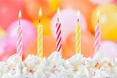 Un anniversaire adapté à son âge - Femmes Débordées