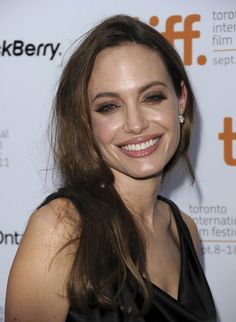 The Beautiful Angelina Jolie