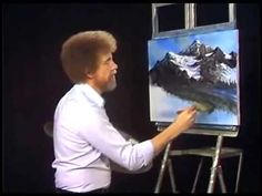 Bob Ross Full Episode - Majestic Mountains 4/5