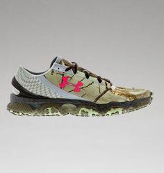 Women's UA SpeedForm® XC Camo Trail Running Shoes | Under Armour US