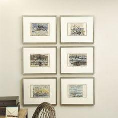 Sketchbook Landscape | Ballard Designs