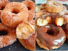 Amerikai Fánk Recept - Sütemény és Könnyű Étel Receptek - MesiNasi Doughnut, Sweets, Food, Hungary, Good Stocking Stuffers, Candy, Eten, Goodies, Treats