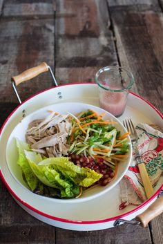 Pomegranate Salad Dressing | Bangers & Mash