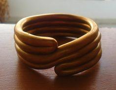 Danai / Gold looking bracelet