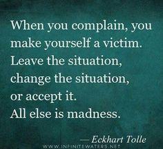 Victimism
