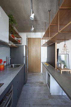 Estilo escandinavo inspira apartamento jovem em São Paulo (Foto: Gui Morelli)