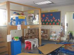 loft in elementary library - Google Search