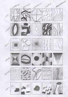 design matrix homeschool art pinterest art principles art