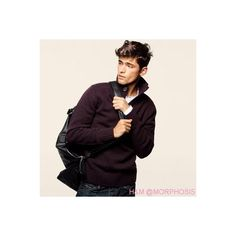morphosis: Sean O'Pry (part 32) for H&M ❤ liked on Polyvore featuring sean o'pry and sean opry